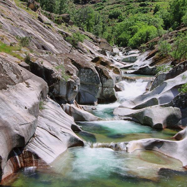 Garganta de Los Infiernos naturaleza garganta valle del jerte