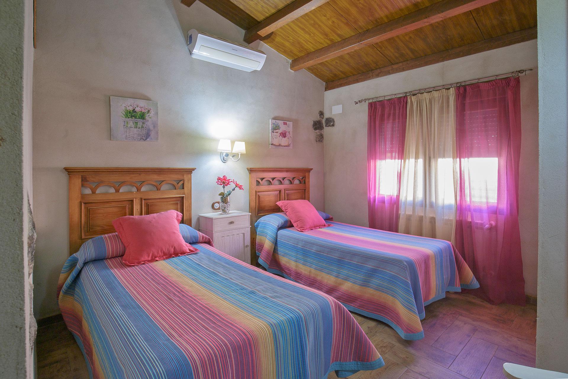 Casa Rural Picotina Habitación doble